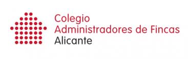 LOGO COLEGIO DE ADMINISTRADORES DE FINCAS DE ALICANTE